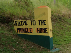Pringle Children's Home, Carron Hall, St. Mary Jamaica